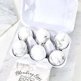美妝蛋方恰拉推薦VENUS MARBLE大理石美妝蛋雞蛋套盒葫蘆形粉撲化妝工具萬聖節,7折起