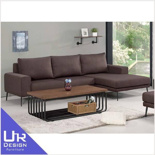現代風多莉絲L型沙發(反向)(18Z40/197-5)