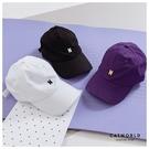 Catworld 小N字刺繡棒球帽【18003478】‧F