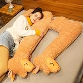 玩偶 羊駝抱枕公仔大號睡覺毛絨玩具床上玩偶超可愛娃娃小羊男女生網紅 風馳