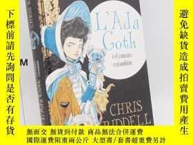 二手書博民逛書店Lili罕見Goth, Tome 3 : Les Hauts d