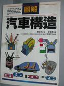 【書寶二手書T1/科學_LMW】圖解汽車構造_原田了