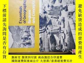 二手書博民逛書店1974年-Essentials罕見of Geography:R