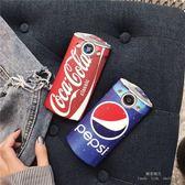 潮牌可口可樂3D效果美圖M6/M8/T9手機殼m6s/t8s保護套m8s硅膠軟殼 伊衫風尚