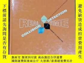 二手書博民逛書店REAL-TIME罕見COLLISION DETECTION(含1CD-ROM)Y94821 Christer