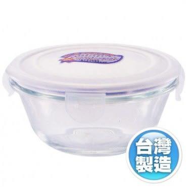 Artist 密封玻璃微波保鮮盒400ML 台灣製造