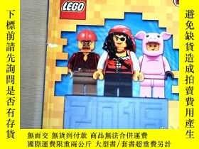二手書博民逛書店THE罕見OFFICIAL LEGO ANNUAL 2016Y253683