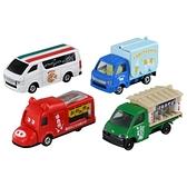 《 TAKARA TOMY 》TOMICA 食物餐車車組 / JOYBUS玩具百貨