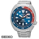 SEIKO 精工錶 Prospex PADI聯名紅藍圈200米機械鋼帶潛水錶 SRPA21J1 4R36-05H0B 公司貨