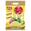 廣吉赤阪濃湯-玉米巧達濃湯20g x10包【愛買】