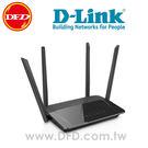 D-Link 友訊 DIR-822 Wireless AC1200 雙頻無線路由器 802.11ac 1200Mbps 公司貨