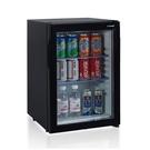 Dellware玻璃門吸收式無聲客房冰箱 (DW-60TE)