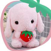 垂耳兔公仔兔子毛絨玩具韓國女孩生日