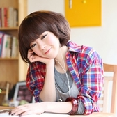 短假髮-蓬鬆捲髮俏皮可愛女美髮用品3色69o77[巴黎精品]