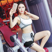 運動內衣防震跑步健身bra瑜伽女士背心薄款無鋼圈睡眠文胸夏季 七夕節活動 最後一天