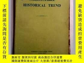 二手書博民逛書店IRRESISTIBLE罕見HISTORICAL TREND(歷