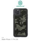 【愛瘋潮】NILLKIN Apple iPhone 11 Pro (5.8吋)  黑鷹保護殼 手機殼 保護殼