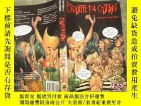 二手書博民逛書店Etiquette罕見for Outlaws(英文原版 江湖規矩