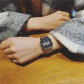 風手錶女學生 復古style正韓簡約潮流 文藝時尚電子錶WY【新年交換禮物降價】