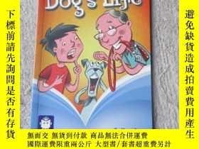 二手書博民逛書店It s罕見a Dog s Life (Pearson Chap