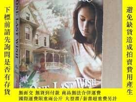 二手書博民逛書店One罕見Last Wish [Lurlene McDaniel