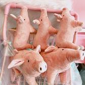 店長推薦 韓國卡通可愛小豬軟萌安撫毛絨玩具公仔男生女生日禮物玩偶擺件女