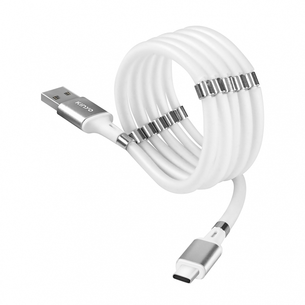 Type-C磁吸收納充電傳輸線(店到店純取貨運費只要39元)