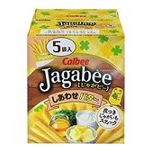 Calbee加卡比薯條-幸福奶油80g【愛買】