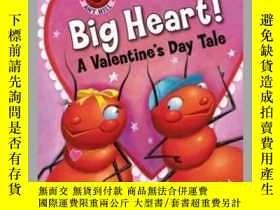 二手書博民逛書店Big罕見Heart!Y362136 Joan Holub Joan H... Simon Spotlight