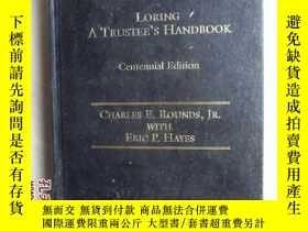 二手書博民逛書店Loring罕見A trustee s Handbook(1998 Edition,英文原版)Y171402