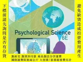 二手書博民逛書店Psychological罕見Science 英文原版 心理學