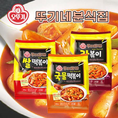 韓國 OTTOGI 不倒翁 辣炒年糕湯 426g 辣炒年糕 年糕湯 炒年糕 年糕 韓式 韓式料理 韓國年糕 露營