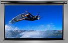 《名展影音》億立 ( VMAX200UWV PLUS4)  200 吋 4:3 暢銷型工程用大尺寸-白塑布電動幕