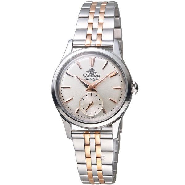 玫瑰錶 Rosemont 玫瑰米蘭系列時尚錶     TN009-SCR MT2