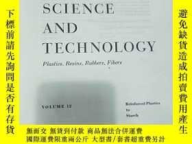 二手書博民逛書店ENCYCLOPEDIA罕見OF POLYMER SCIENCE AND TECHNOLOGY 聚合物科學與工藝學