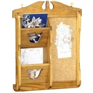 【藝匠】飛鴿留言信架留言架 家具 收藏  置物櫃 鑰匙架 實木