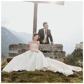婚紗手套水晶薄紗短款長款新娘結婚