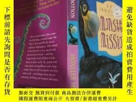 二手書博民逛書店monster罕見mission 怪物任務..Y200392
