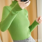 高領毛衣 高領毛衣女修身2020年新款秋冬內搭加厚洋氣長袖緊身針織打底衫 小天使