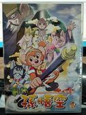 影音 P09 345  DVD 動畫~我的孫悟空國日語~電影版