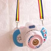 網紅少女心泡泡機器抖音電動相機式泡泡機兒童玩具舞臺婚禮不漏水