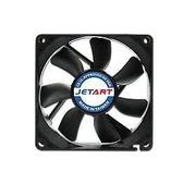 JetArt 直流風扇 【DF8025P】 公司貨 液態複合軸承 21.0 dBA 新風尚潮流