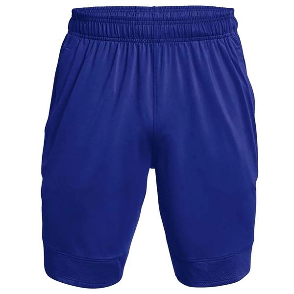 Under Armour UA Training Stretch 男裝 短褲 訓練 透氣 口袋 藍【運動世界】1356858-400