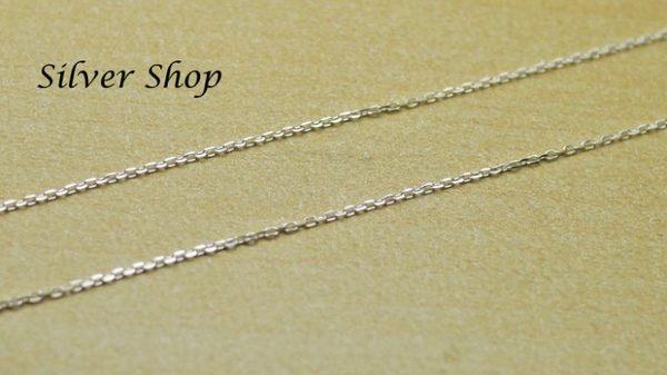 ╭☆ Silver shop ☆╯ 純銀 S925 套鍊 素銀 [ snn 003 ]