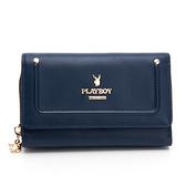 PLAYBOY- 中夾 Elegant系列 -藍色