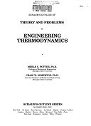 二手書博民逛書店《Schaum s Outline of Theory and Problems of Engineering Thermodynamics》 R2Y ISBN:0070506167