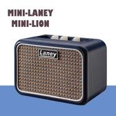 【非凡樂器】Laney【MINI-LION】小音箱/攜帶方便/音質優良/體積易收納/公司貨保固