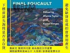 二手書博民逛書店【罕見】Feminism And The Final Fouca