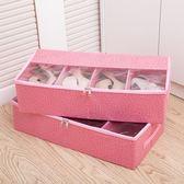 2個裝透明鞋盒抽屜式衣櫃收納箱儲物箱YQS 小確幸生活館