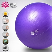 健身球兒童孕婦助產平衡球瑜伽球加厚防爆初學者【探索者】